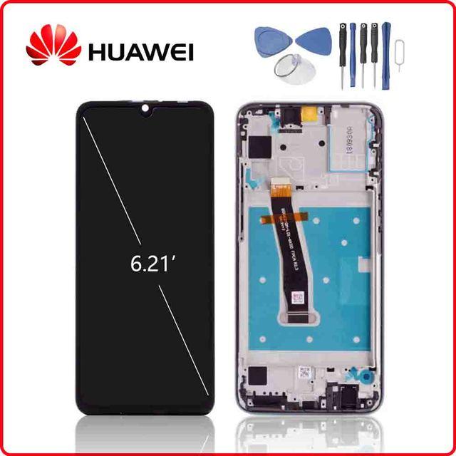 """מקורי 6.21 """"עבור Huawei Honor 10 Lite LCD תצוגת מסך מגע Digitizer עבור Huawei Honor 10 לייט תצוגת LCD החלפת חלקים"""