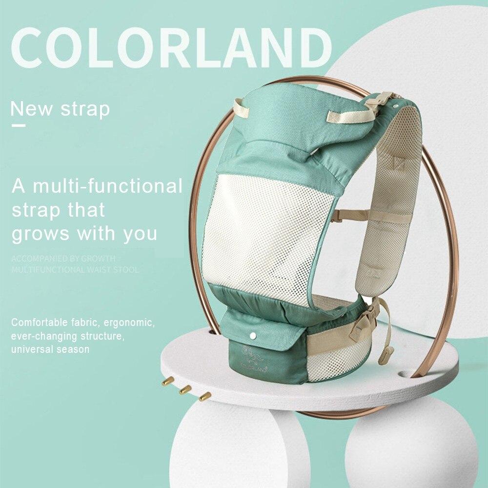 Super Light Baby Carrier Breathable Baby Holder Baby Waist Stool Baby Sling Safety Belt Backpack