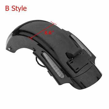 Motorcycle CVO Fender System For Harley Touring Road King Street Glide Road King Electra Glide 2009-2013