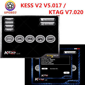 Manager Download-Link Software Online Master-Version OBD2 Kess V2 KTAG V2.25 V2.47