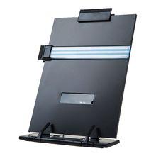 Металлический регулируемый компьютерный держатель для документов, подставка для книг, рамка для чтения