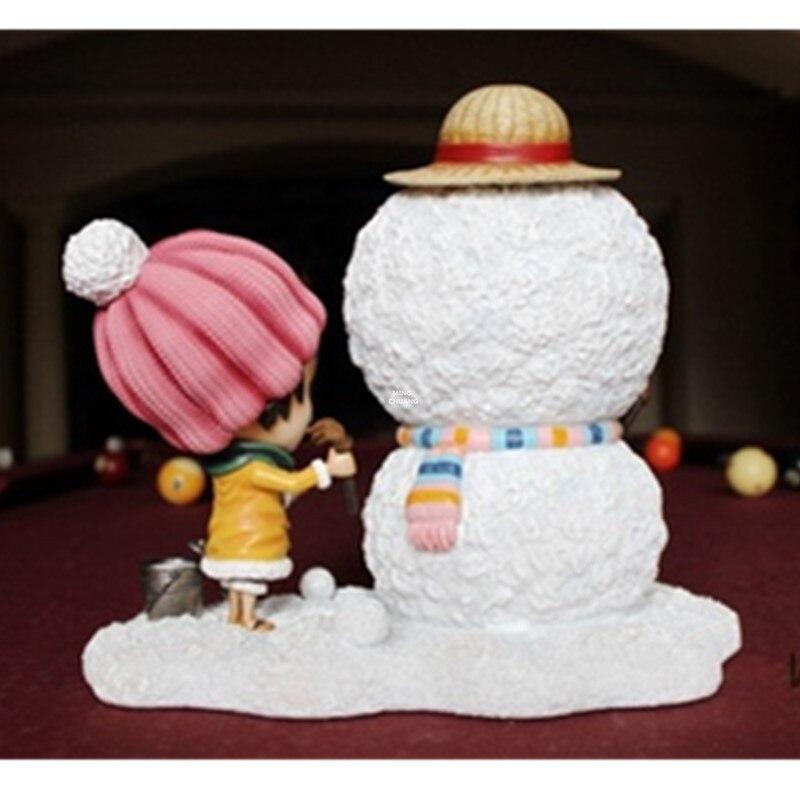 Lucky man cartoon Kostuum Rode Hoed Sneeuwpop volwassen grootte fabriek direct sales - 2