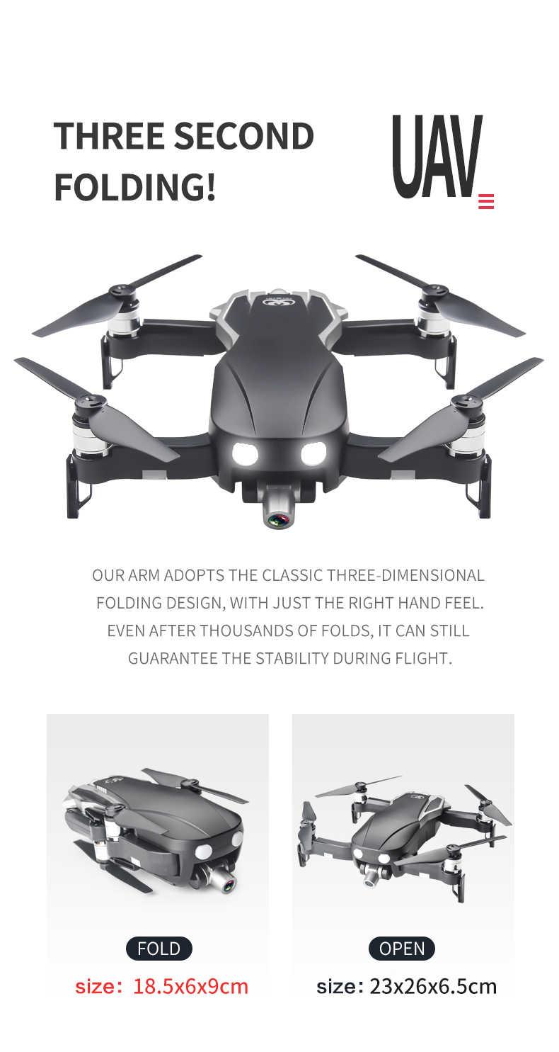 ドローン gps dron 4 18k quadrocopter rc selfie カメラ fpv ヘリコプターのおもちゃ大人 speelgoed profissional oyuncak VS f11