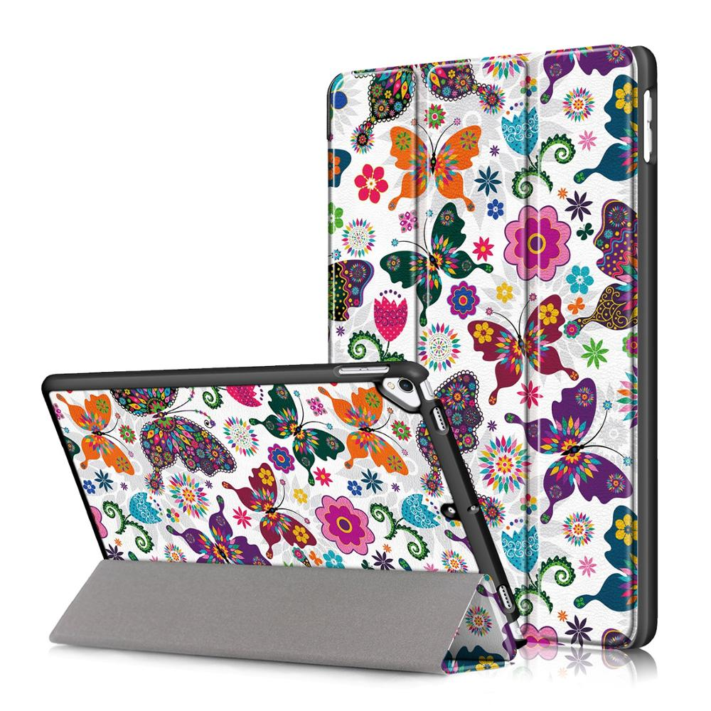 G Clear Smart PU Leather Case for iPad 10 2 2019 Case Cover for Apple iPad 7 7th