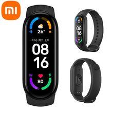 Original Xiaomi Mi Band 6 Sport Armband Herz Rate Fitness Tracker Bluetooth 1,56