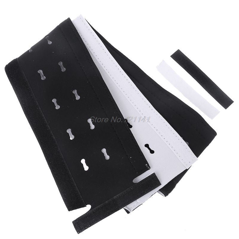 Cable Management Sleeve Flexible Neoprene Cable Wrap Wire Cord Hider Cover Organizer System For PC TV Office Phones 1.25m/49.2