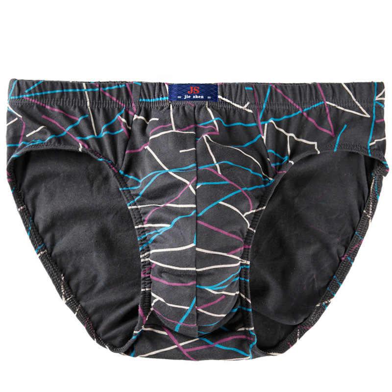 100% calzoncillos de algodón para hombre talla grande ropa interior de hombre bragas 4XL/5XL bragas transpirables para hombre calzoncillos de cintura baja ropa interior
