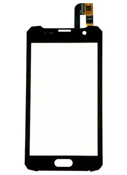Ulefone Armor 2 touch screen black color Digitizer glass panel Assembly Replacement Ulefone Armor 2 cell phone