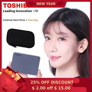 Image 1 - Toshiba Canvio Basics 4TB hd externo Portable External Hard Drive USB 3.0  Black for windows Mac OS disco duro externo 4000GB