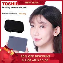 Toshiba Canvio Grundlagen 4TB hd externo Tragbare Externe Festplatte USB 3.0 Schwarz für windows Mac OS disco duro externo 4000GB