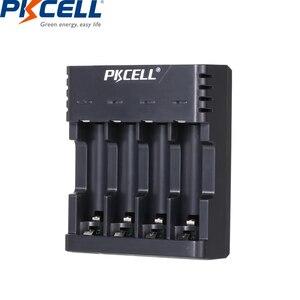 Image 5 - Lote de 16 unidades de pilas recargables AAA de 1,2 V, NiMh 3A, 1000mAh, con cargador de batería para NI MH AAA AA