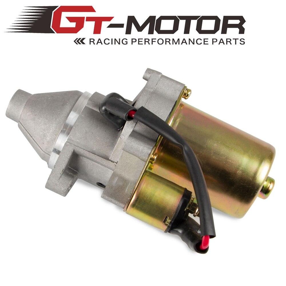 Motorino di Avviamento Solenoide Per HONDA GX340 GX390 GX420 GX 340 390 420 11HP 13HP 16HP Motore Motore 31210-ZE3-013 31210-ZE3-023