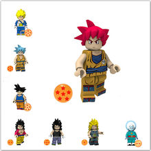 1pcs Anime Series Human Child Dragon Ball Role Action Figures Toys For Kids Children's Toys Action Figures(China)