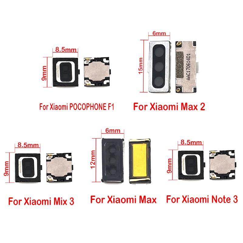 New Earpiece Speaker Sound Receiver Flex Cable For Xiaomi Mi 9 9se 8 8se Lite 5 5S 6 A1 5X A2 6X Pocophone F1 Max Mix 2 Note 3