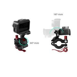 Image 4 - จักรยานจักรยาน Universal Handlebar Clamp Bracket ขาตั้งกล้องสำหรับ GoPro 8 7 6 DJI OSMO กระเป๋า OSMO กล้อง