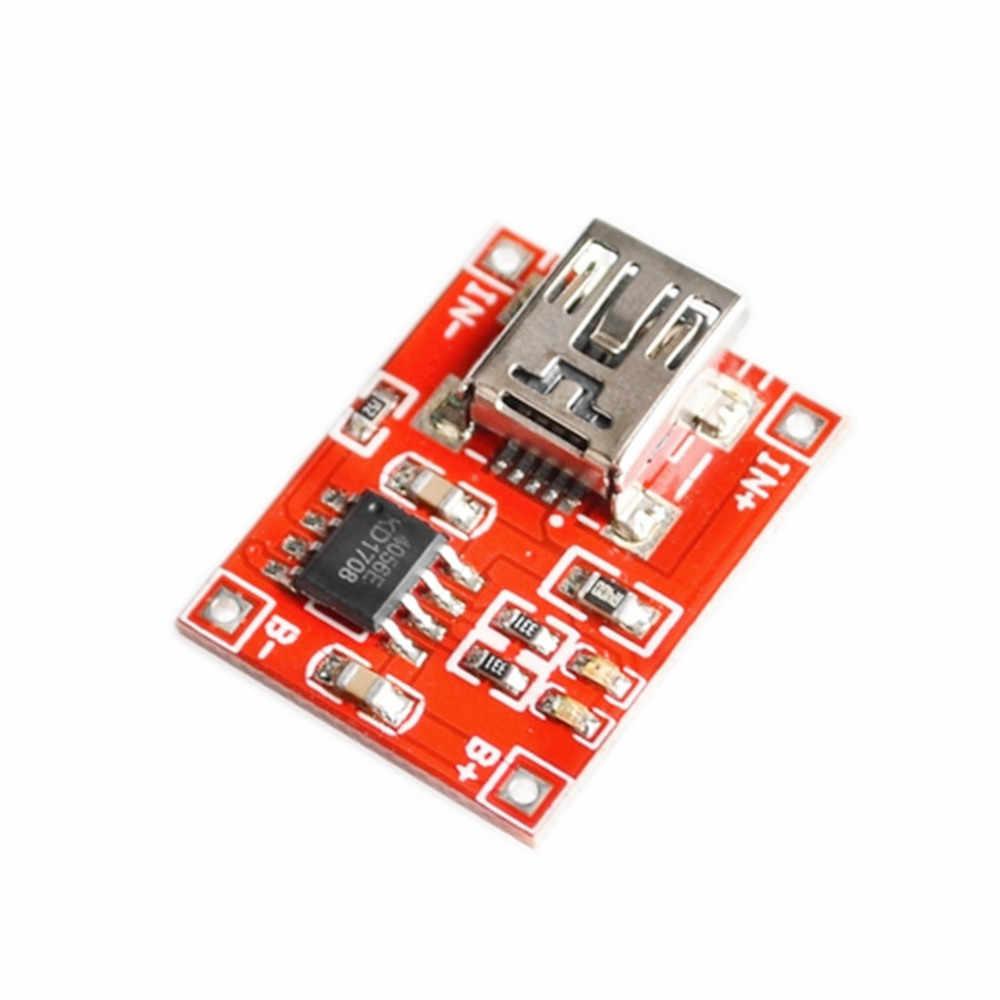 Type-c/Micro USB 5V 1A 18650 TP4056 Lithium Batterij Oplader Module Opladen Board Met Bescherming Dual functies 1A Li-Ion