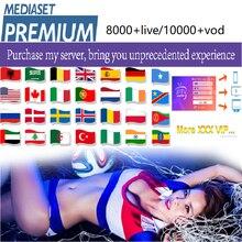 Global World IPTV Subscription HD Live&Vod hot club xxx iptv code for Smart TV tv box M3U Europe Germany Dutch Arabic Spain TV