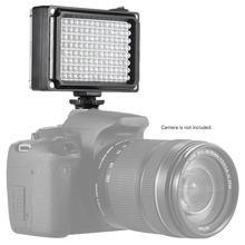 LED Video Light Photo Lighting Camera Phone Hot Shoe Canon Nikon Camcorder DSLR Lamp Live Streaming LED 8 / For IPhoneX U4I9