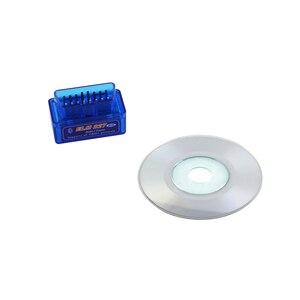 Image 5 - 새로운 OBD V2.1V1.5 미니 ELM327 OBD2 블루투스 자동 스캐너 OBDII 2 자동차 ELM 327 테스터 진단 도구 안 드 로이드 Windows 심비안