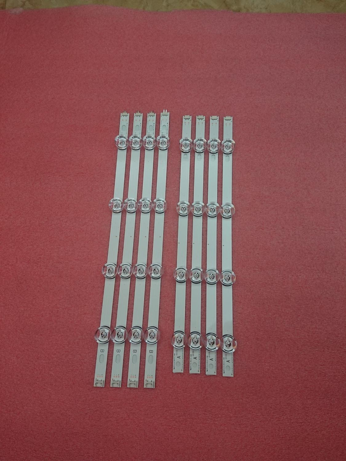 8 Pieces New LED Backligh Strip For LG 42LB550V 42LB551V INNOTEK DRT3.0 DRT 3.0 42 Inch A B 6916L-1709C 1710C 1956E 1957E 1956A