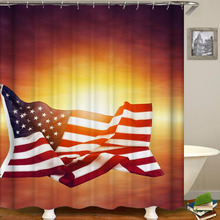 Bath Curtains Shower Curtains Cortina Waterproof Polyester For Bathroom Printed Curtain for Bathroom Home Decor beige polyester flannel europe embroidered blackout curtains for living room bedroom window tulle curtains home hotel villa