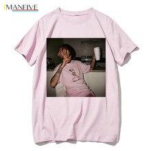 lil peep t shirt rap rapper hip hop Lil Peep. Cry Baby t-shirt tshirt top tee shirts funny men male/women Printed