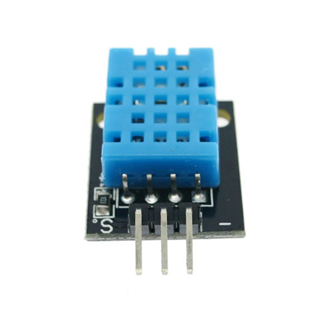 Module Temperature And Humidity Sensor Dht11 Electronic Building Blocks High Sensitivity
