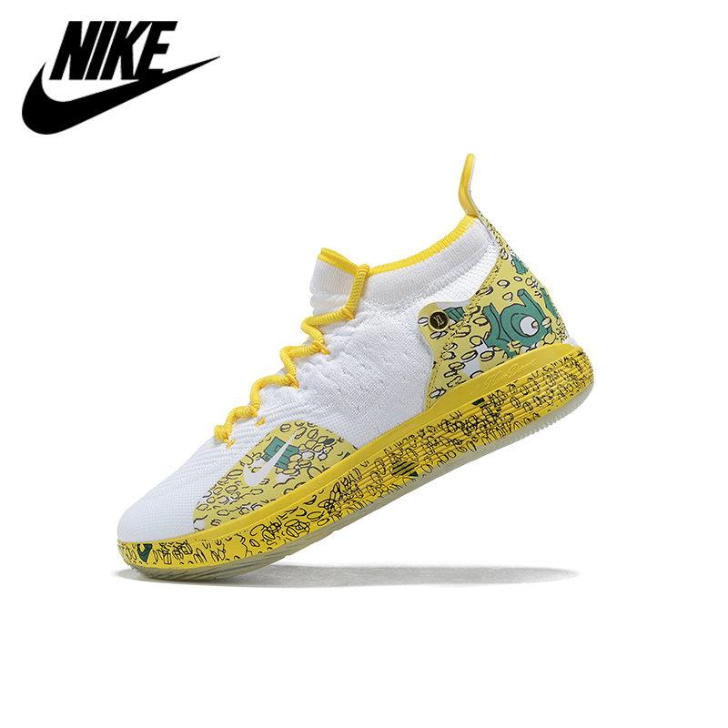 Original Nike <font><b>KD</b></font> 11 Men's Basketball <font><b>Shoes</b></font> Breathable and comfortable outdoors Sneakers 2020 New Size 40-45 image