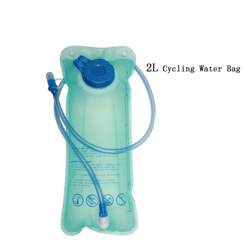Nice 2l Water Bag Bicycle Camel Water Bag Outdoor Sports Travel Riding Eva Water Bag Large Capacity Camping Water Bag Sale Overall Discount 50-70%
