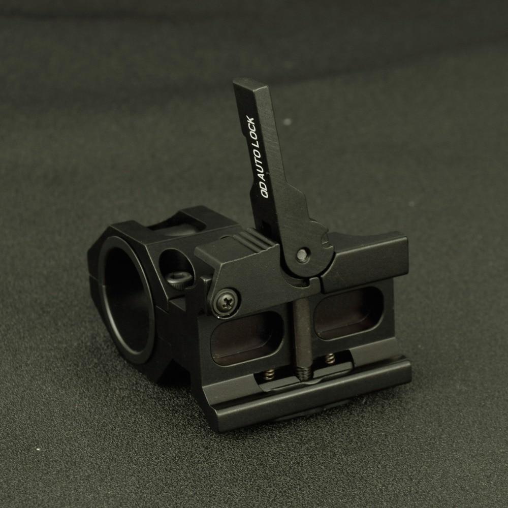 Tactical 1 Polegada 25.4mm ou 30mm de