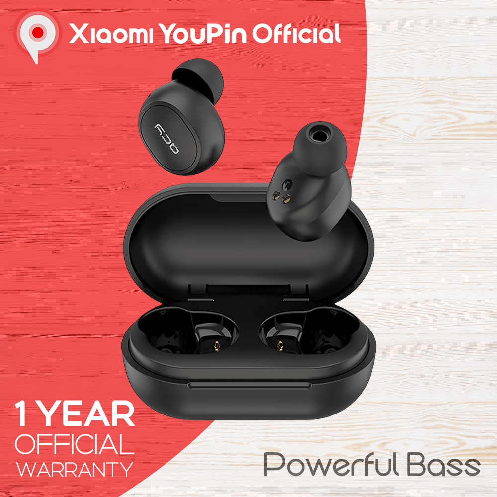 Latest QCY M10 YouPin TWS Earphone Wireless T4 Earbuds Bluetooth 5.0 App ACC SBC IPX4 Waterproof DSP Noice Reduction from Xiaomi|Bluetooth Earphones & Headphones| - AliExpress