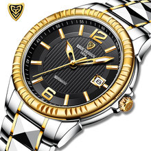 Lige2020 Новые Мужские автоматические механические часы Топ