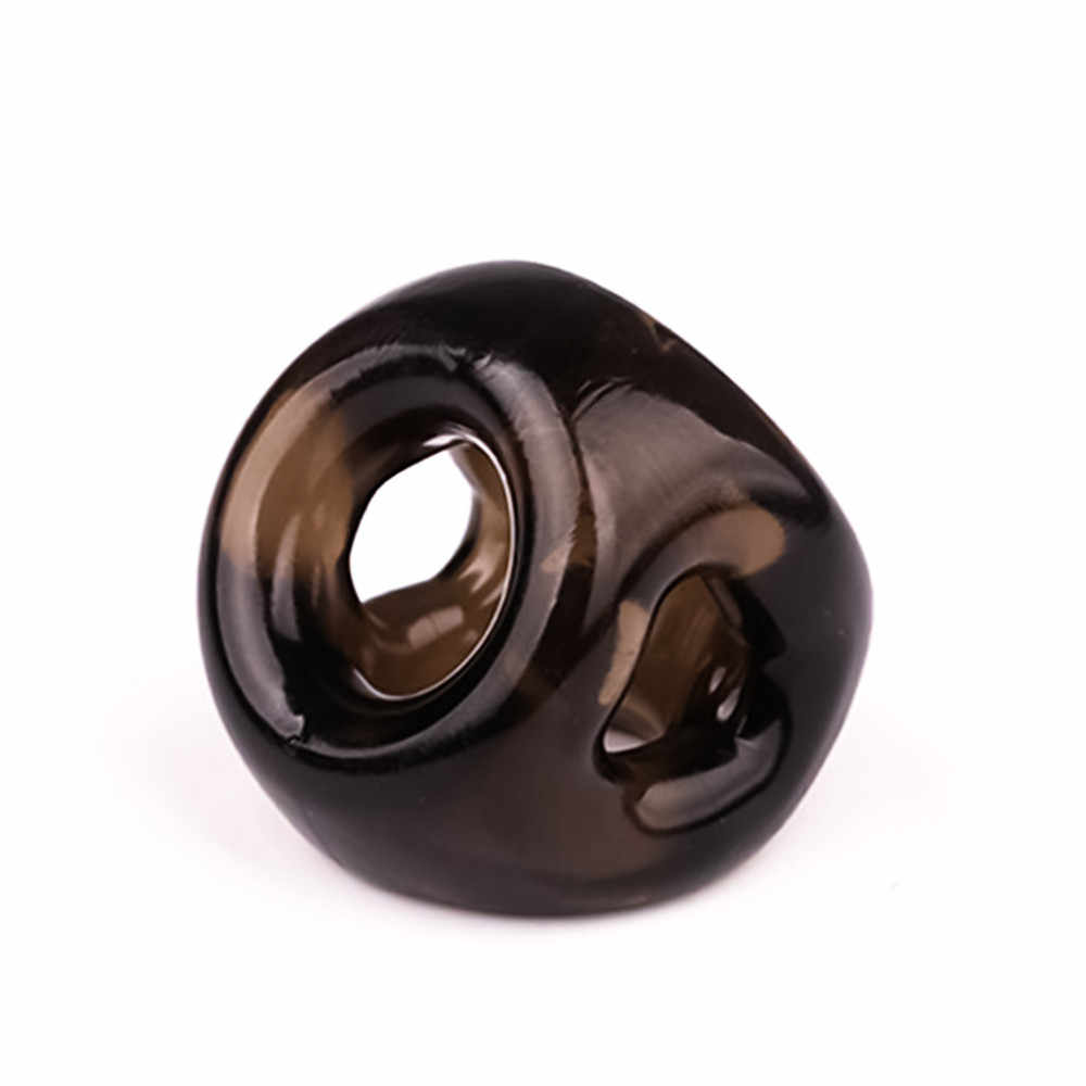 Pour homme éjaculation différée Sex toy Triple anneau de verrouillage anneau Scorpion hommes anneau de pénis anneau de pénis bouquet de forte bague Sex Shop