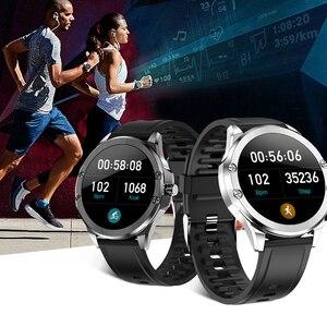 Image 3 - SENBONO 2020 S11 ساعة ذكية جهاز تعقب للياقة البدنية دعم المكالمات متعددة الطلب تذكير معدل ضربات القلب النوم رصد متعددة الرياضة Smartwatch
