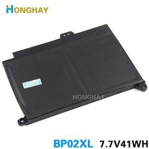 Image 3 - Honghay 41wh 5150 5200mahノートパソコンのバッテリーhpパビリオンpc 15 BP02XL 15 AU 849909 850 849569 421 HSTNN LB7H BP02041XL HSTNN UB7B