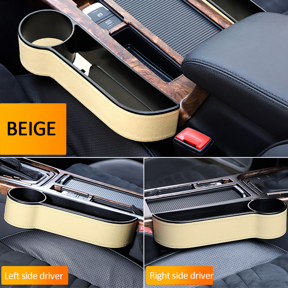 Car Accessories Car Seat Organizer Storage Box Seat Seam Storage Box Car Trunk Organizer Multifunctional Glove Compartment