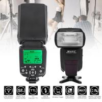 TRIOPO TR 982III/C 2.4G TTL 1/8000 Wireless Master Slave Flash Speedlite for Canon SLR Camera flash camera