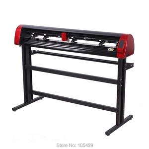 Высокоскоростной тканевый режущий плоттер с двойными головками, виниловый принтер, гистограммный плоттер, 60 дюймов, режущий плоттер