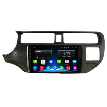 9 inch 2.5D Android 10.0 Car DVD Player For Kia K3 RIO 2011 2012 2013 2014 CAR GPS Multimedia Navigation Stereo Radio Cassette image