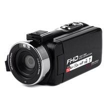 ABKT-Video Camera Wifi 1080P Full Hd Portable Digital Video Camera 16X Digital Zoom 3.0 Inch Press L