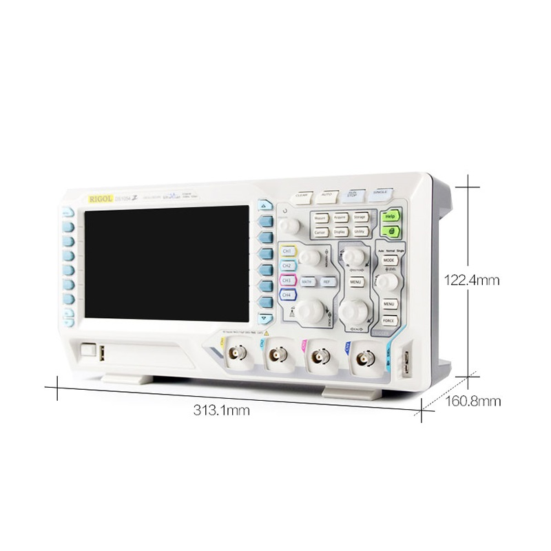 Image 5 - RIGOL DS1054Z 50MHz Digital Oscilloscope 4 Analog Channels 50MHz Bandwidth 12Mpts   Memory Digital ScopemeterOscilloscopes   -