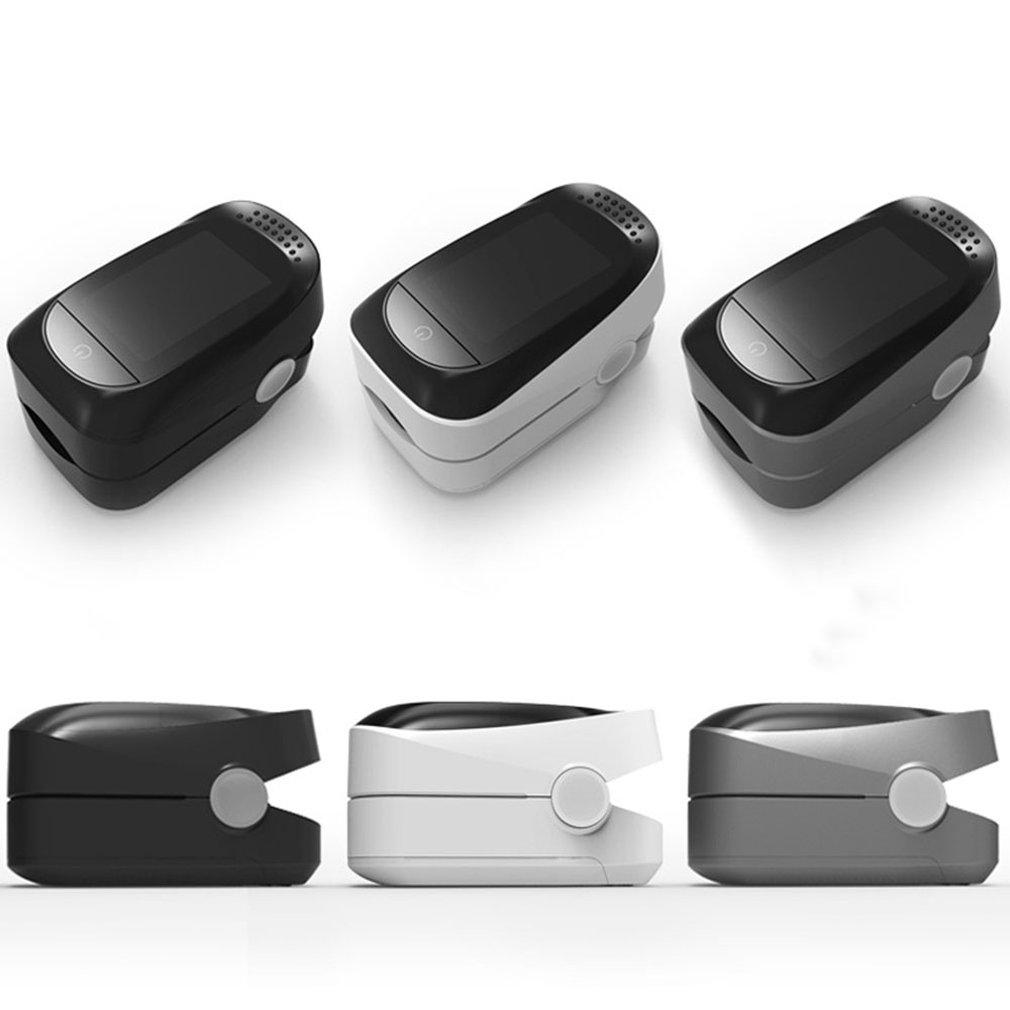 Pulse-Oximeter Finger-Clip Measures Sleep-Monitoring Pr Accurately Spo2 Pi