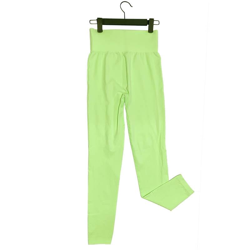 Kaminsky 14 Colors High Waist Seamless Leggings For Women Solid Push Up Leggins Athletic Sweat Pants Sportswear Fitness Leggings 10