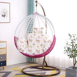 No filler Suspended basket cushion removable and washable swing cushion cushion rattan cradle thickening one-piece cushion