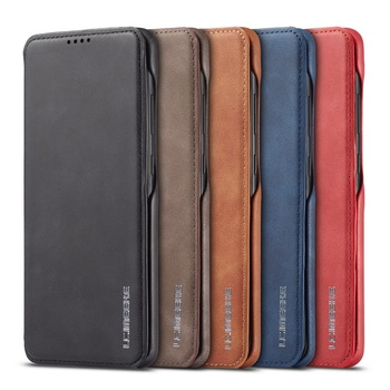 Luxury Flip Leather Case For Samsung Galaxy Note 10+ 9 8 S8 S9 S10 S20 Plus S10e S20 Ultra S7 Edge A50 A70 A30 A20 A11 A71 A51
