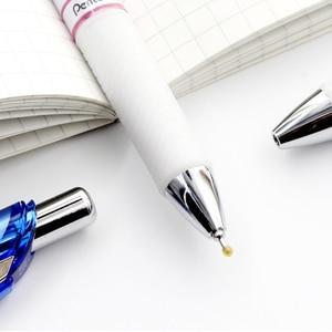 Image 2 - 6pcs Pentel BLN75 ปากกาเจลแห้งเร็วพิเศษปากกาปากกา EnerGel เข็ม เจลหมึกปากกา 0.5 มม.