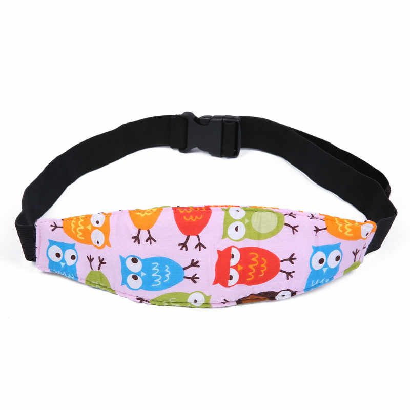 Safety Seat Sleep Baby Car Positioner Infants and Toddler Head Support Pram Stroller Accessories Kids Adjustable Fastening Belts