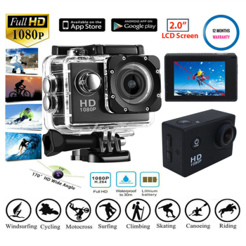 1080P HD Shooting Waterproof Digital Camera Video Camera WATERPROOF HD CAMERA MINI DV VIDEO CAMCORDER DVR CAMERA winait professional digital video camera hdv v7 24mp full hd 1080p dis high quality wireless digital video camcorder