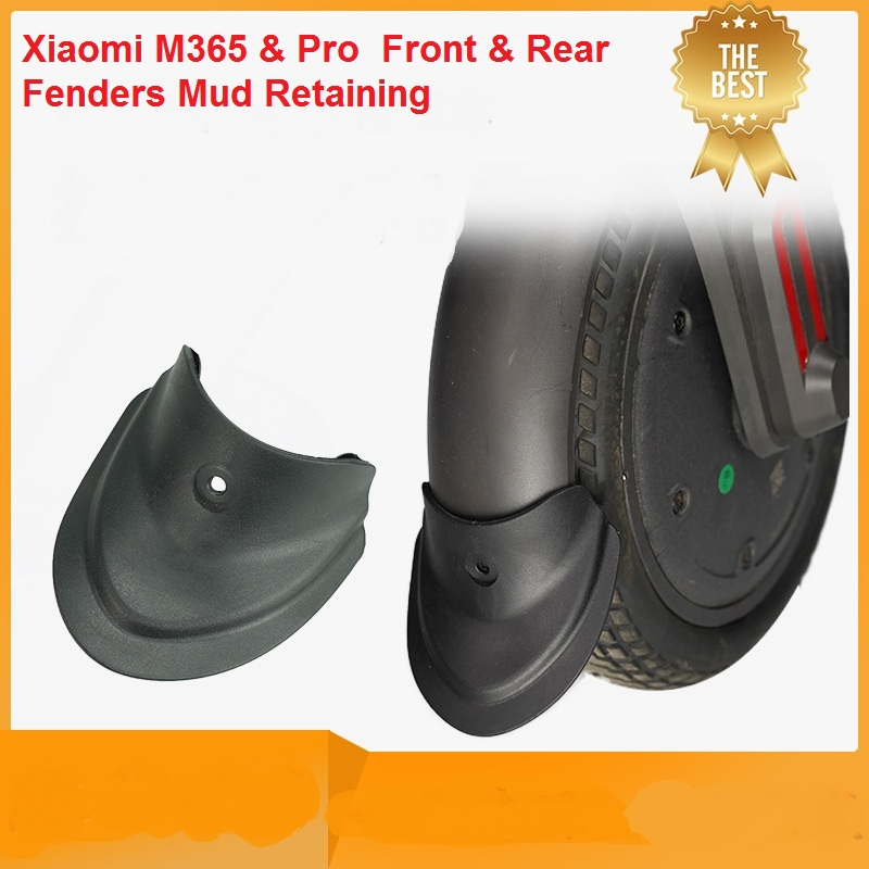 Xiaomi M365 Scooter Front and Rear Fender Mud Retaining For Xiaomi M365 Pro Mud Retaining Water Electric Scooter Accessories
