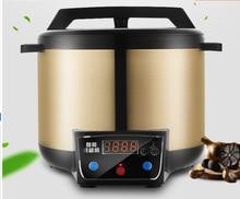 Automatic Black garlic fermenter household DIY zymolysis pot maker 220V black garlic fermenting machine EU US AU UK цена и фото